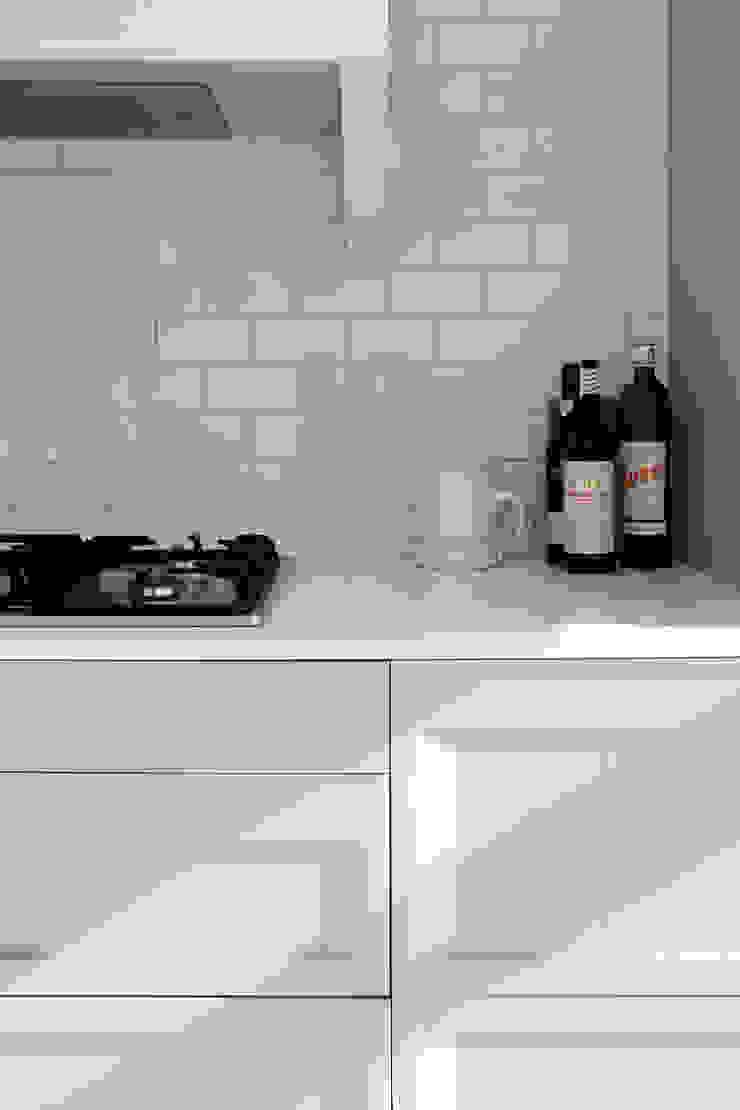 Talbot road, Notting Hill Nhà bếp phong cách hiện đại bởi Ardesia Design Hiện đại