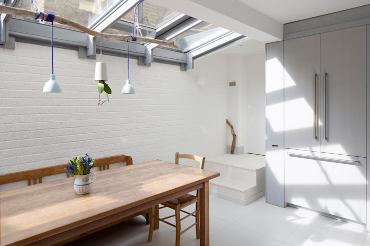 Talbot road, Notting Hill Ardesia Design Dapur Modern