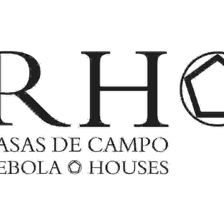 modern  by RH Casas de Campo Design, Modern