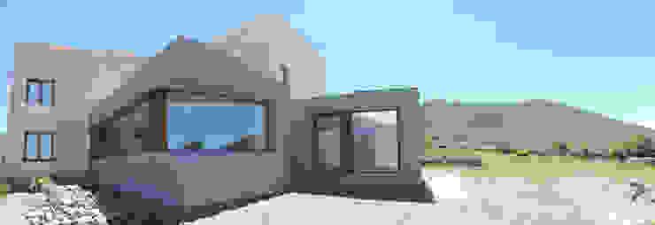 Casa CM: Casas de estilo  por jose m zamora ARQ