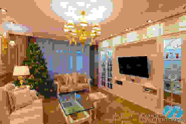 غرفة المعيشة تنفيذ  Александр Малиновский, كلاسيكي