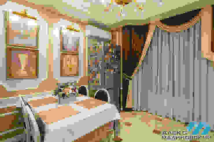 Кухня, вид 4 Кухня в классическом стиле от Александр Малиновский Классический