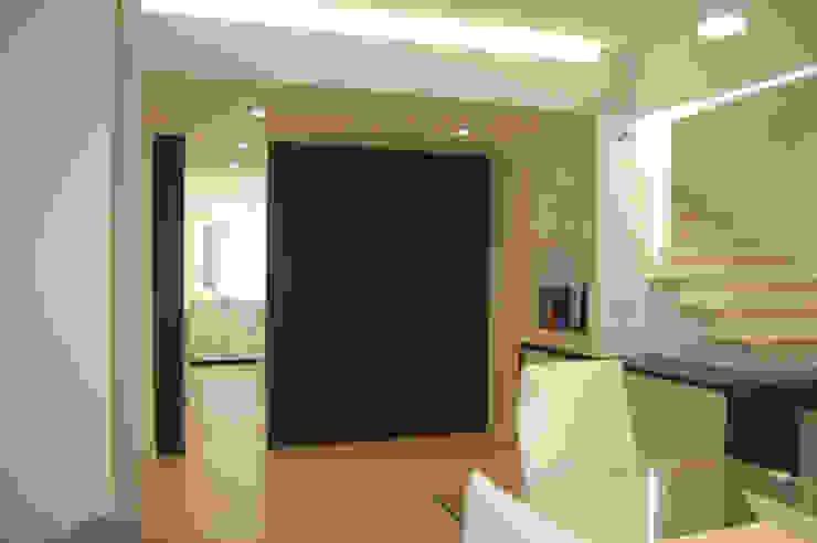 Villa ad Aci Castello Archideo Studio di Architettura Modern dining room