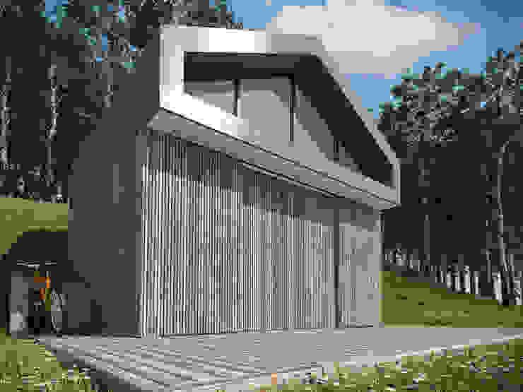 Lavori Moderne Häuser von 3d-arch Modern