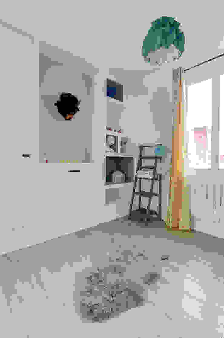 Transition Interior Design Modern nursery/kids room