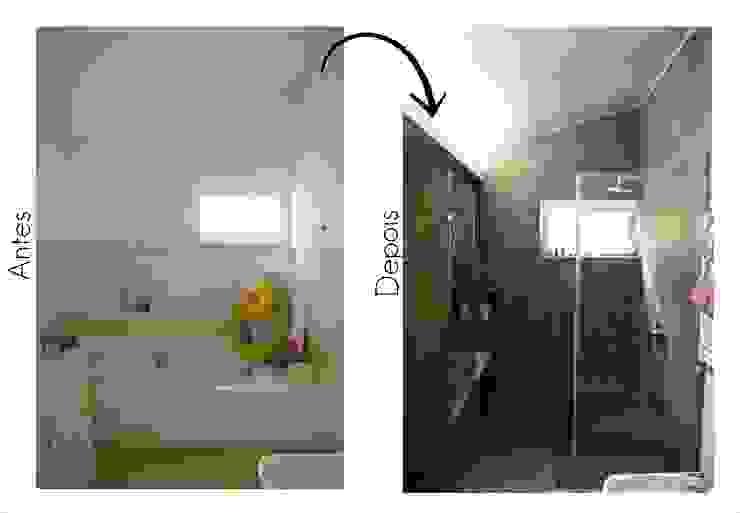 Instalação sanitária por Jorge Feio, Arquitecto