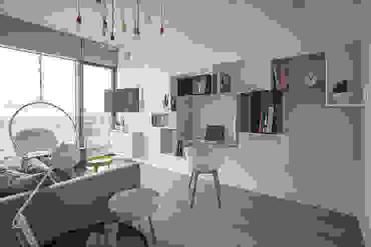 Salon moderne par Zofia Wyganowska Moderne