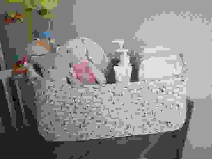 Panier de rangement en trapilho pour chambre de bébé, grand ...