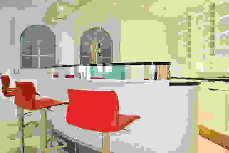 Planungsbüro für Innenarchitektur Piscinas de estilo moderno