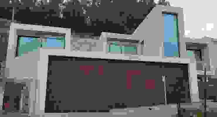 Hugo Pereira Arquitetos Casas de estilo minimalista