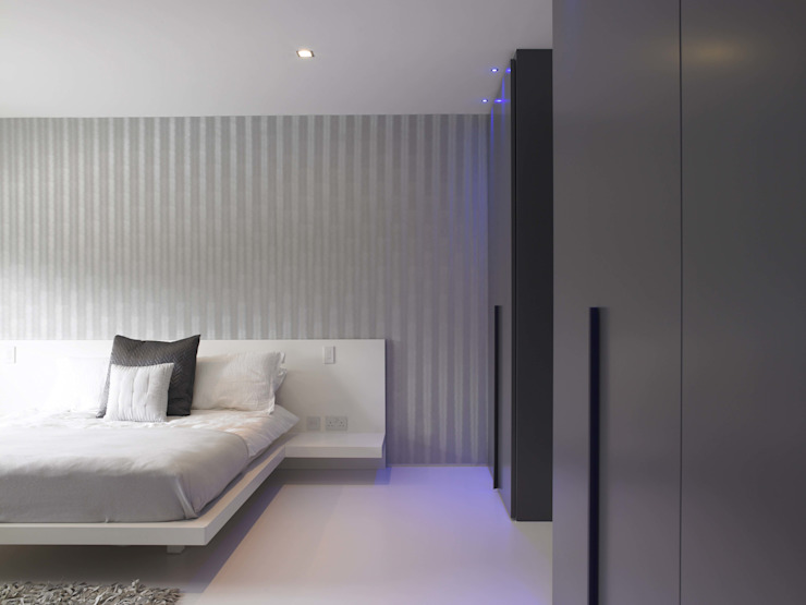 Bedroom Design Modern Bedroom by Quirke McNamara Modern