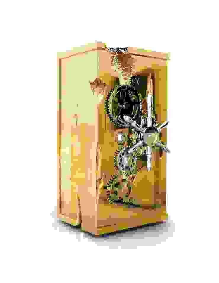 MILLIONAIRE   Luxury Safe por Be-Luxus Moderno