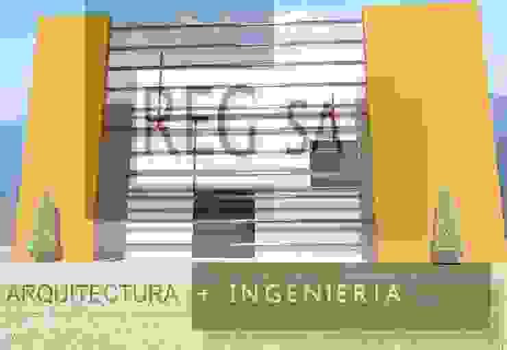 Proyecto Casa-Habitación 03 de REGSA Arquitectura y Construcción
