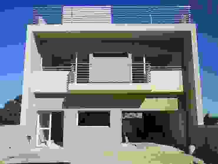 Casas de estilo  por Prece Arquitectura, Moderno