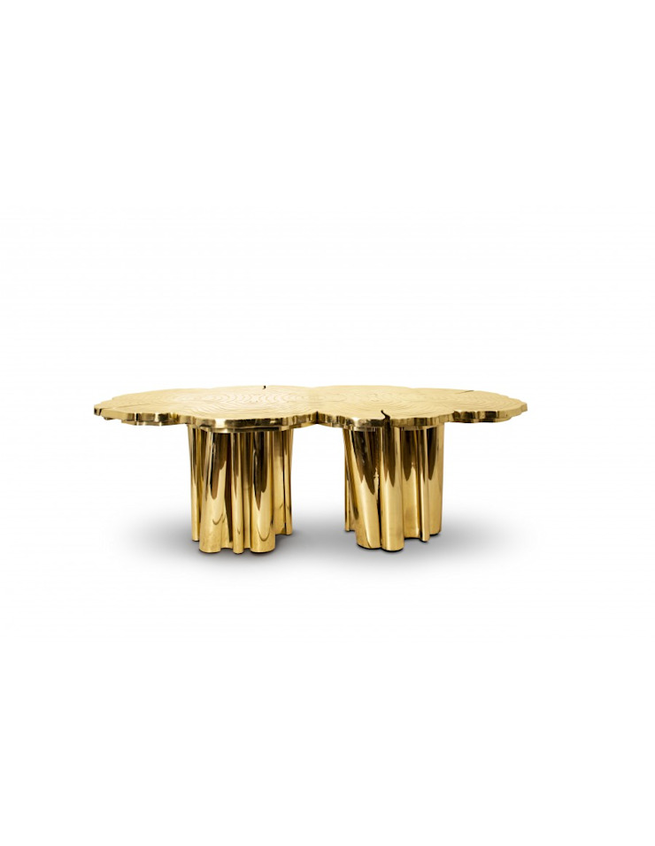 FORTUNA Dining Table por Be-Luxus Moderno