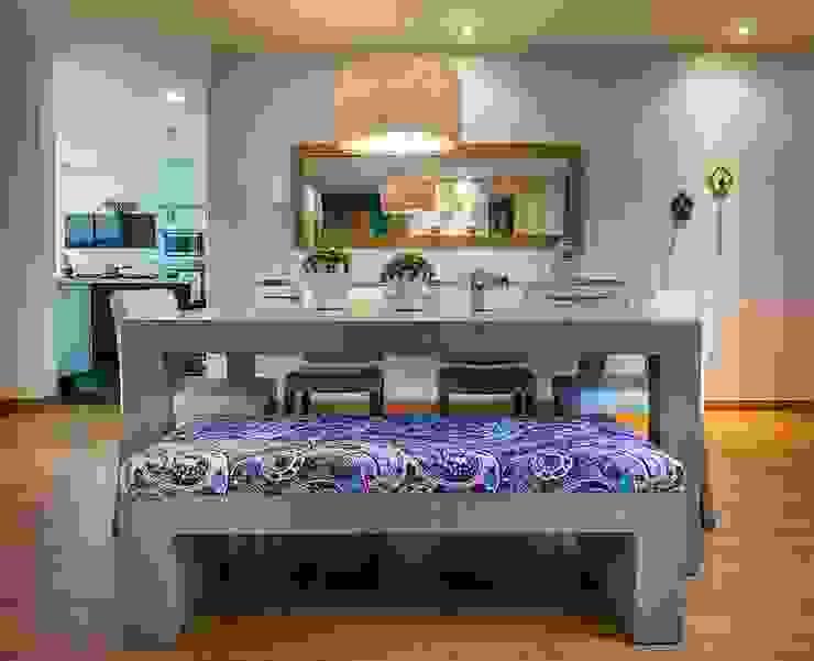 Comedor de Cristina Cortés Diseño y Decoración Moderno