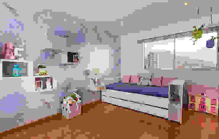 Habitacion Infantil de Cristina Cortés Diseño y Decoración Moderno