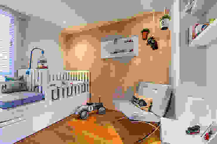 Habitación Bebé de Cristina Cortés Diseño y Decoración Moderno