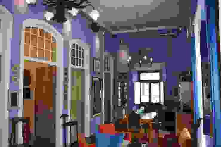 Café da Corte - Atelier:  colonial por Ornato Arquitetura,Colonial