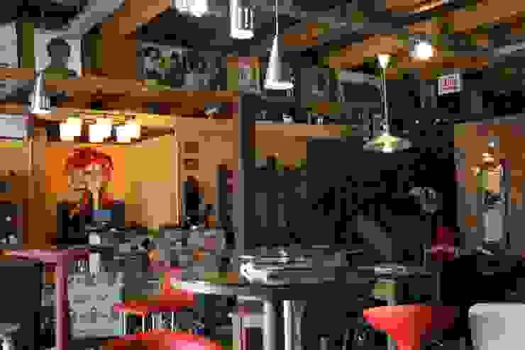 Café da Corte - Bar Bares e clubes coloniais por Ornato Arquitetura Colonial