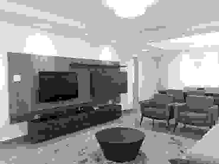 Filipe Castro Arquitetura | Design Minimalist living room