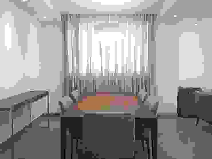 Filipe Castro Arquitetura | Design Minimalist dining room