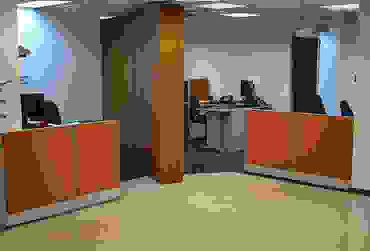 Espacios Modulares para oficinas de Officinca Moderno