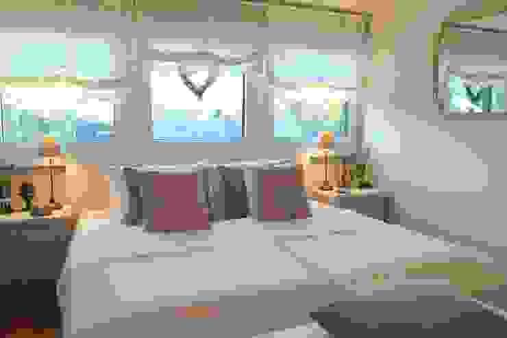 Romantisches Schlafzimmer Update Schlafzimmer im Landhausstil von Me & Harmony Landhaus