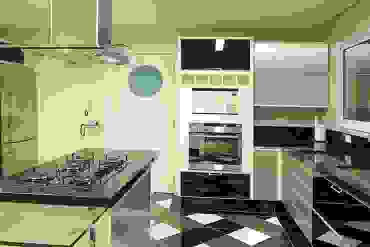 Cozinha Cuisine moderne par AD ARQUITETURA E DESIGN Moderne