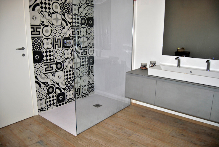 ArcKid Modern bathroom by ArcKid Modern