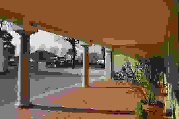 ArcKid ArcKid Balcon, Veranda & Terrasse modernes