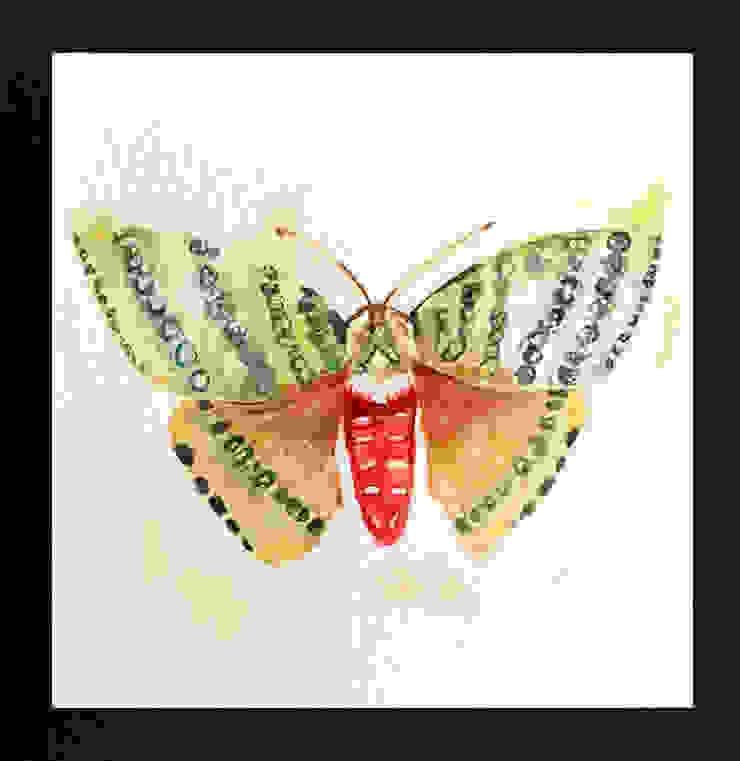 PAINTBYMGB – butterfly: modern tarz , Modern