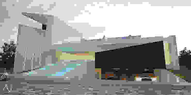 房子 by 21arquitectos,