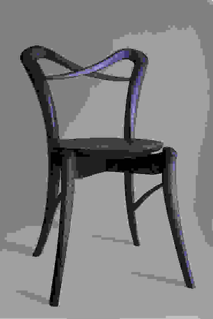 Chair Iren 2014: Masahiro Goto Furnitureが手掛けた折衷的なです。,オリジナル 木 木目調