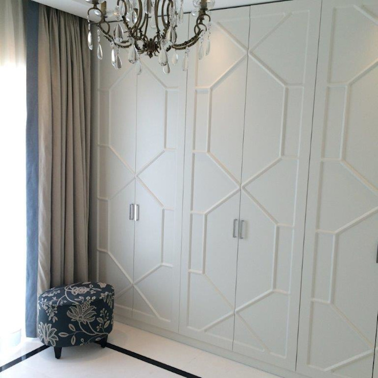 Hebil Villa Ditto Mimarlık & Tasarım Boutique Akdeniz İşlenmiş Ahşap Şeffaf