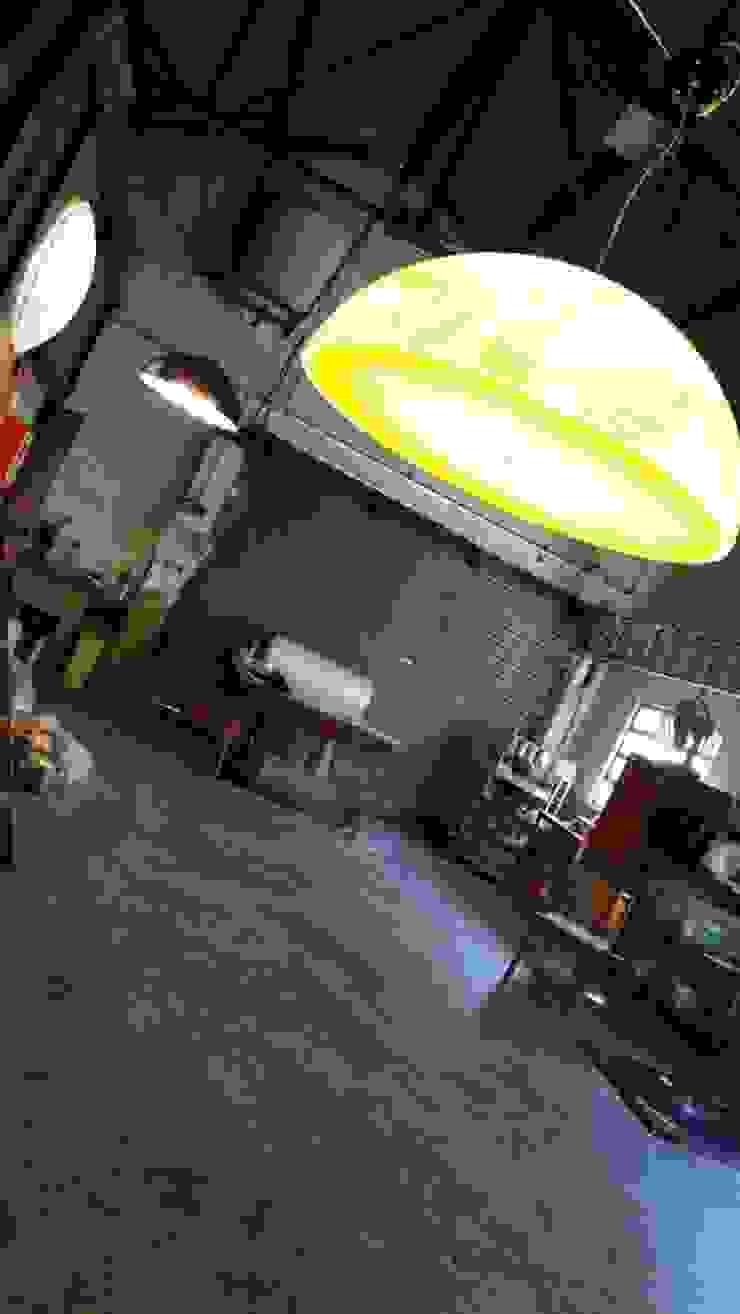 Lámparas Campanas de Studiobidart Moderno