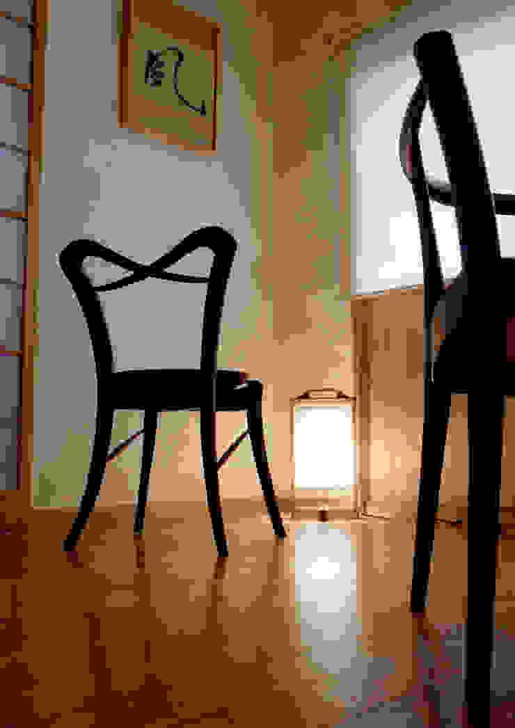 Iren Style オリジナルデザインの リビング の Masahiro Goto Furniture オリジナル 木 木目調