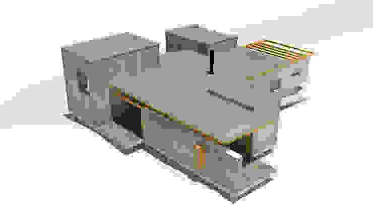 Cabana Modernista por Henrique Barros-Gomes - Arquitecto