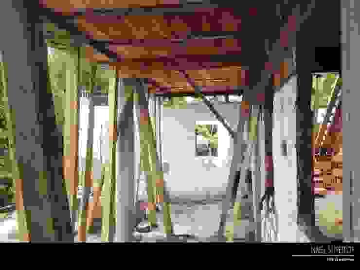 Proyecto Cali- Valle del cauca Salones rurales de NIVEL SUPERIOR taller de arquitectura Rural