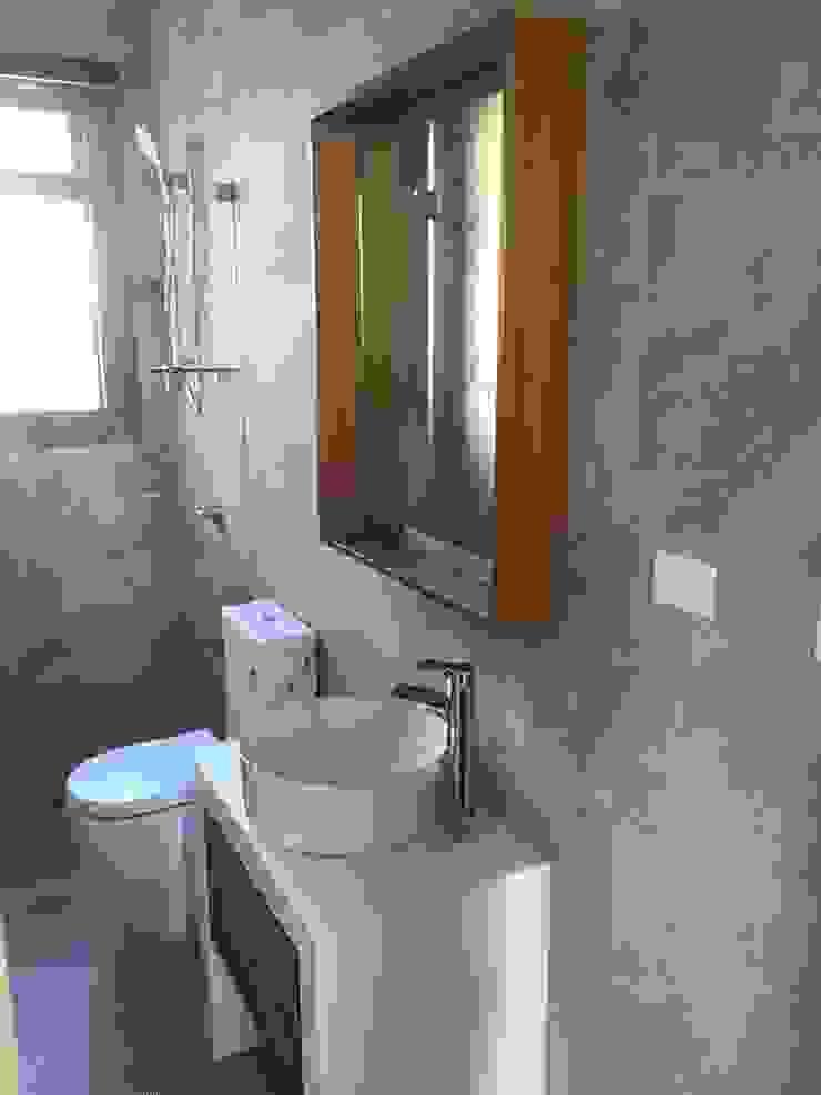 Baños pequeños Baños clásicos de Baños Rom Clásico