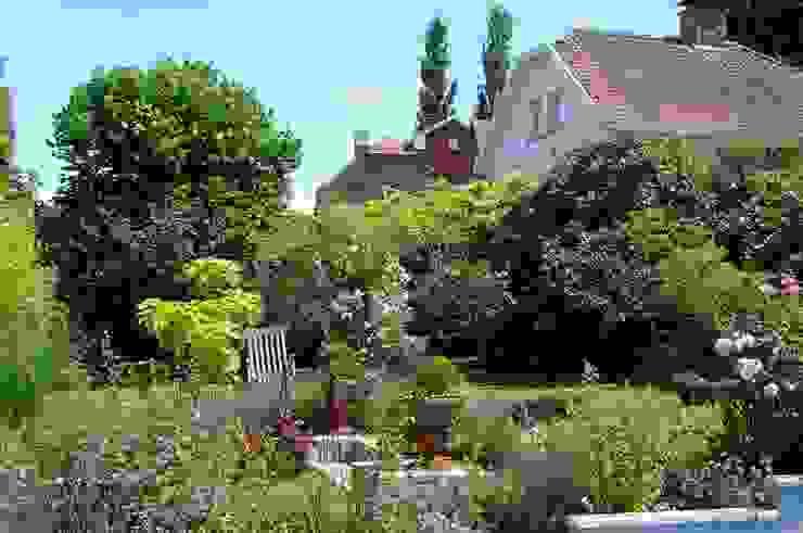 Préaux Gardens création Jardines de estilo clásico