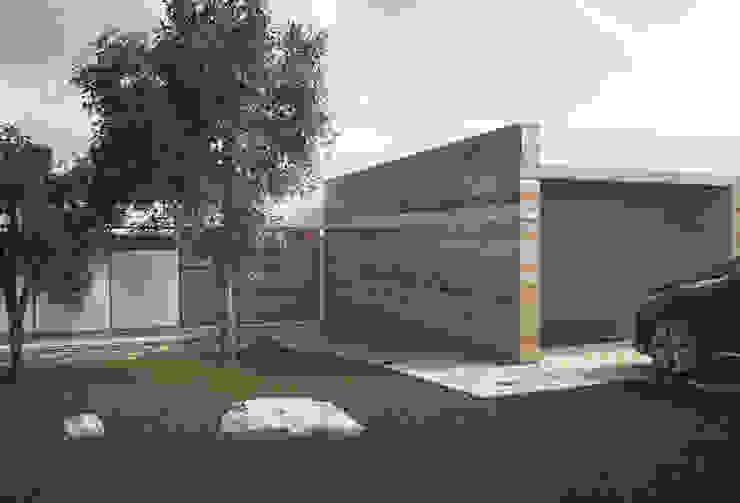 Casas modernas por Vítor Leal Barros Architecture Moderno