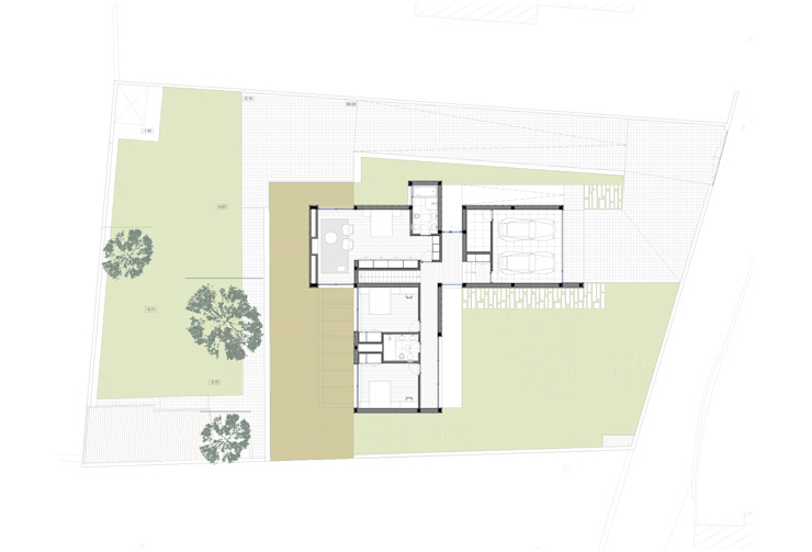 por Vítor Leal Barros Architecture Moderno