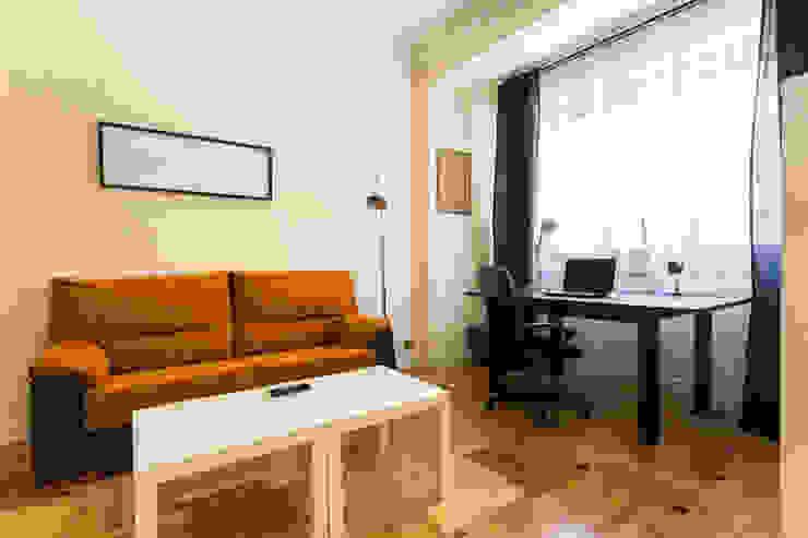 Madrid Casas (Madrid Homes) Alejandro León Photo Dormitorios de estilo clásico