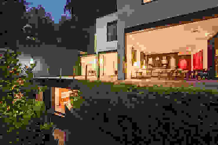 Moderner Balkon, Veranda & Terrasse von Lopez Duplan Arquitectos Modern