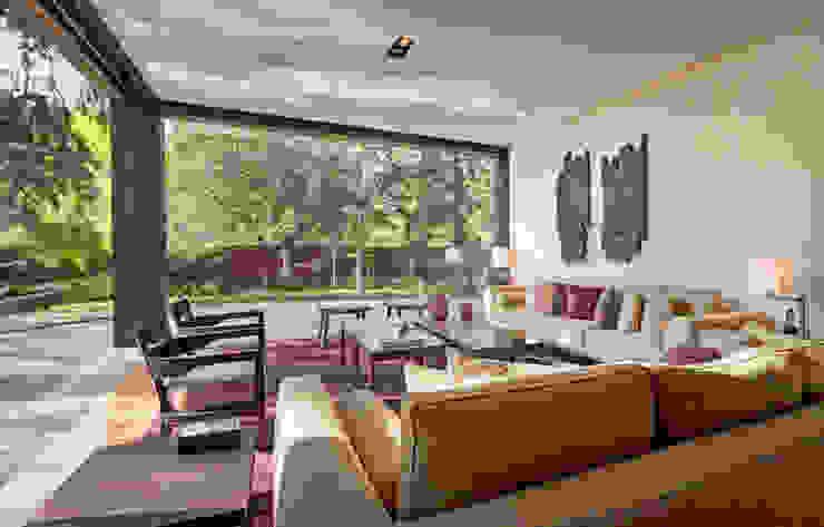 Moderne Wohnzimmer von Lopez Duplan Arquitectos Modern