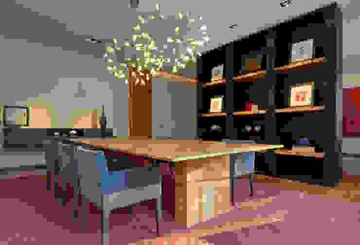 Moderne Esszimmer von Lopez Duplan Arquitectos Modern