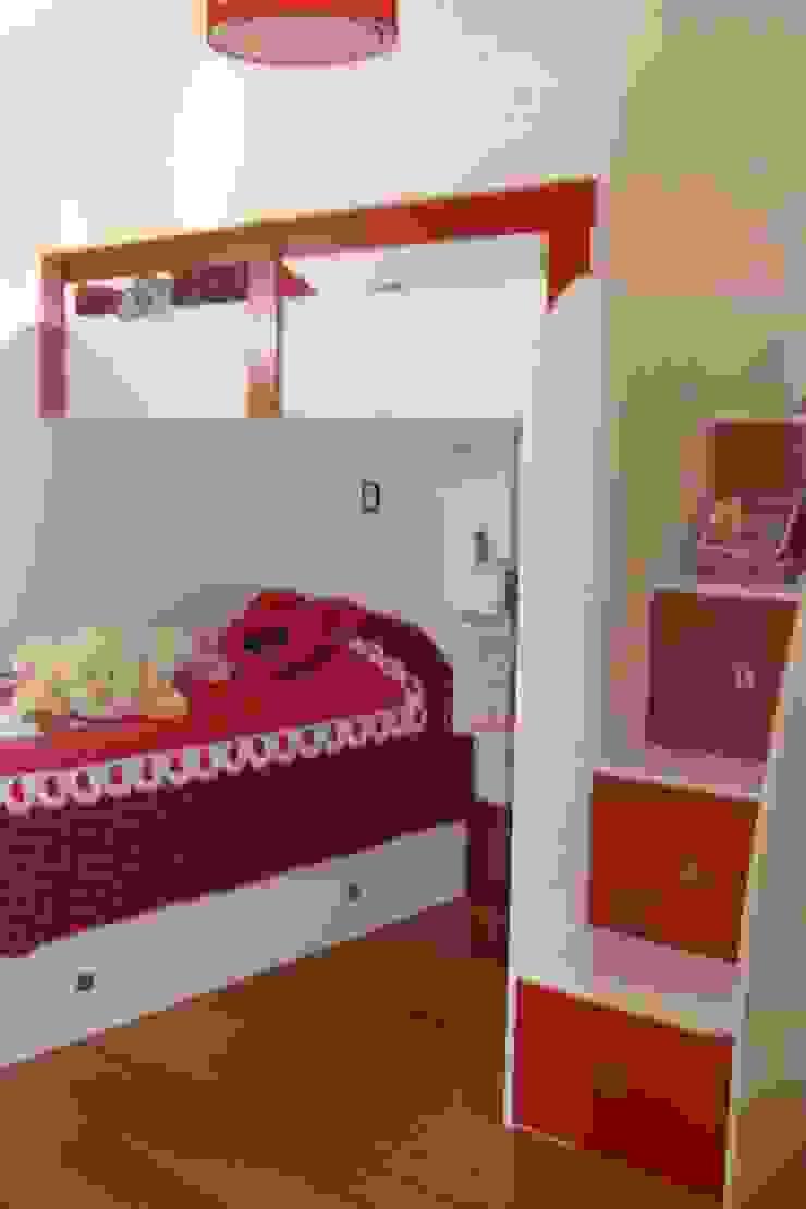 Casa A Dormitorios infantiles modernos: de Prece Arquitectura Moderno