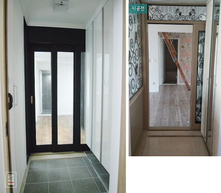 Before: 로움 건축과 디자인 의 현대 ,모던