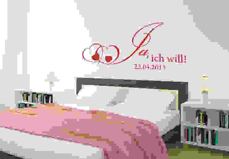 Bedroom by K&L Wall Art